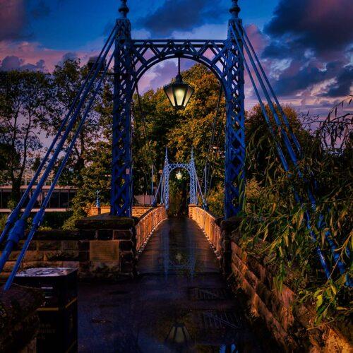 The Mill Bridge, Leamington Spa. ©MrBrianRoe